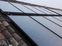 Lavori- i pannelli solari