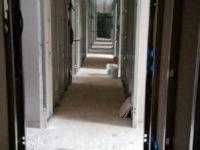 Lavori-Il corridoio