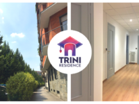Trini Residence Crocetta – Ingresso