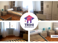 Trini Residence Crocetta – Camera doppia